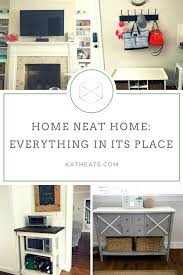 A Place When Home Neat Home A Place For Everything Kath Eats Real Food