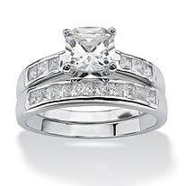 silver wedding ring sets rings wedding sets platinum silver silver platinum top