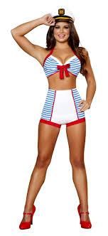 pin up girl costume playful pinup sailor costume 4395 roma costume