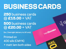 500 Business Cards Apple Capital Print Management London U0027s Print Room