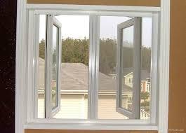 Aluminum Awning Windows Thermal Break And Soundproof Aluminum Casement Window Sendpro