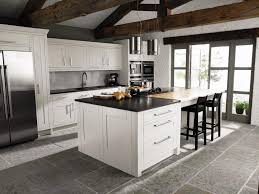 white shaker kitchen cabinets for modern home u2014 home design ideas