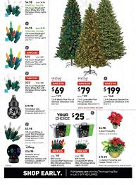 lowes artificial christmas trees with lights holiday living 7 5 lawndale pine pre lit artificial christmas tree