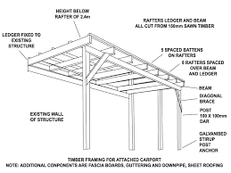 how to build 2 car garage plans pdf plans charming carport plans pdf 1 pdf and dwg shops g two car garage