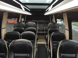 luxury minibus our fleet get carter minibus travel