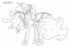 nightmare moon coloring pages team colors coloring home