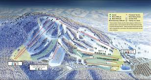 Colorado Ski Areas Map by Winter Sports At Liberty Liberty Mountain Resort
