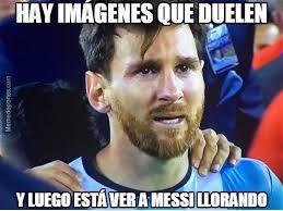 Memes De Lionel Messi - memes messi penalti errado copa america 2016 futbolred com