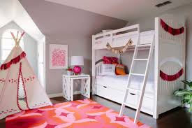 girls kids beds a posh u0026 poppy little girls bedroom hayneedle blog