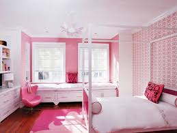 pretty in pink girls u0027 rooms hgtv