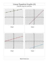 worksheet graphing systems of equations worksheet algebra find slope from graph 010 pin graphing systems of