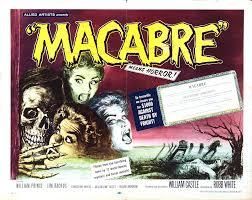 William Castle U201d Horror Movie Series This October At Scranton