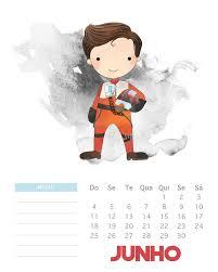 Ikea Calendar Free Printable 2017 Watercolor Star Wars Calendar The Cottage Market