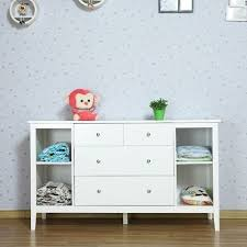 Buy Change Table Wooden Baby Change Table With 4 Drawers In White Buy Changing Tables