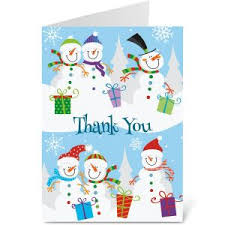 thank you photo cards christmas thank you cards colorful images