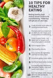 10 tips for healthy eating u2014 dietaware u2013 ironinmyblooddotcom