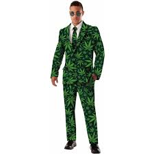 Pot Halloween Costumes Weedy Halloween Fancy Dress Costume Halloween Weed