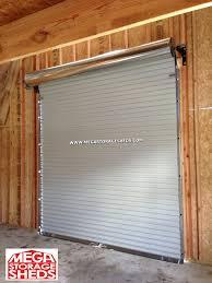 12 x12 garage door astonishing roll up storage shed doors 19 for your 10 x 12 storage