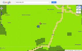 Google Maps Maker Retro Spaß Pixel Alarm Bei Google Maps Express De