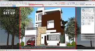 3 storey house the of 3 storey house exterior with sketchup