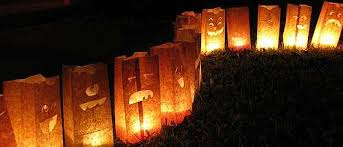spooky lighting ideas for halloween decorating raftertales