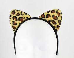 cheetah costume etsy