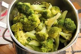 recette gratin de brocolis à la béchamel la cuisine familiale un