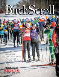 birch scroll results 2017 by american birkebeiner issuu