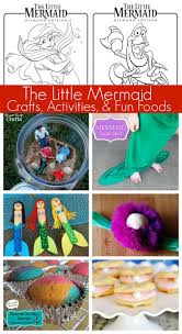161 best little mermaid party ideas images on pinterest mermaid