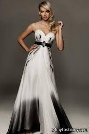 ombré wedding dress black ombre wedding dress 2016 2017 b2b fashion