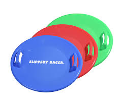 slippery racer snow sleds snow tubes toboggans
