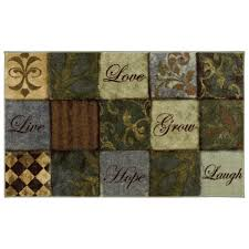 brumlow mills mohawk home kitchen rugs home decor kohl u0027s