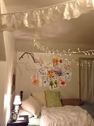 Dorm Room Lights by Bedroom Ways To Decorate Your Room String Lights For Bedroom