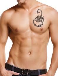 tribal eagle chest tattoo for men free design ideas