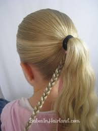 braids and ribbon hairstyle in hairland