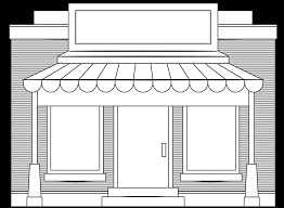 mansion clipart black and white house cliparts