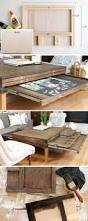 Woodworking Plans Display Coffee Table by Best 25 Coffee Table Storage Ideas On Pinterest Coffee Table