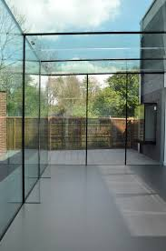 glass box architecture glass floors meet sliding glass doors iq glass