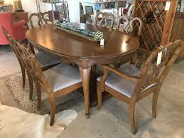 unique vintage and antique tables form function raleigh french oak dining table
