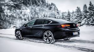 opel insignia grand sport 2017 black opel sports sedan new