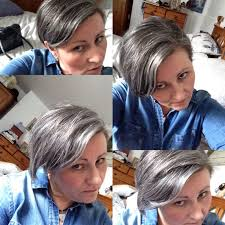 images of grey hair in transisition 35 best my grey hair transition and beyond images on pinterest