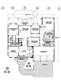 Size Of Three Car Garage Beautiful House Plans Home Design Ideas
