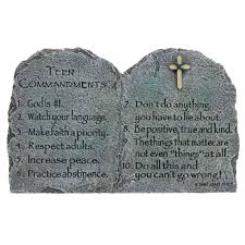 ten commandments art pictures for kids home decoration u0026 more