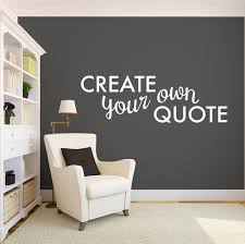 Cool Wall Decals by Make Your Own Diy Wall Cool Make Your Own Wall Decal Home Decor