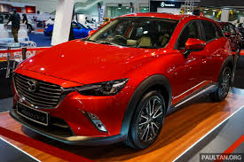 mazda cx3 2015 mazda cx 3 previewed in malaysia u2013 first pics details image 406319
