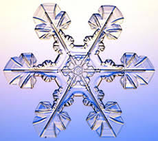 is it true that no two snow crystals are alike everyday