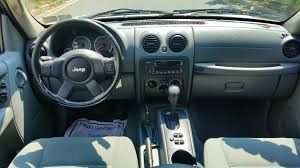 jeep liberty silver inside 2005 jeep liberty sport autoluxgroup