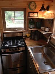 Tiny House Kitchens by Little Foot Tiny House U2013 Tiny House Swoon