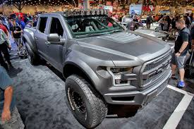 2017 dodge prerunner ford f 150 raptor prerunner concept shines at sema show