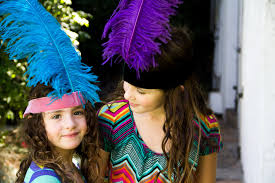 feather headbands feather headbands moonfrye